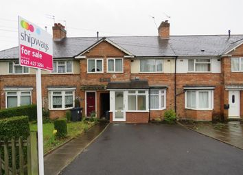Thumbnail 3 bedroom terraced house for sale in Quinton Road, Harborne, Birmingham