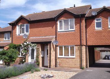 Thumbnail 2 bedroom terraced house to rent in Caernarvon Road, Eynesbury, St Neots
