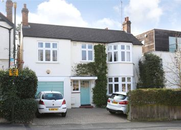 Thumbnail 6 bed detached house for sale in Somerset Road, Wimbledon