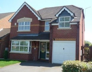 Thumbnail 4 bed detached house to rent in 4 Burnt Oak Close, Nuthall, Nottingham