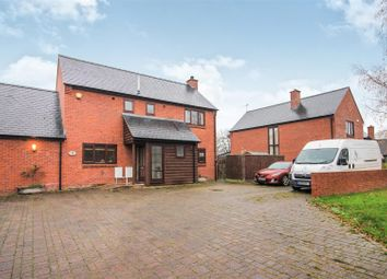 Thumbnail 4 bed link-detached house for sale in Kings Court, Presteigne