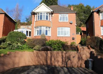 Thumbnail 4 bed detached house for sale in Usk Road, Pontypool