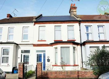 Thumbnail 3 bedroom terraced house for sale in South Avenue, Southend-On-Sea