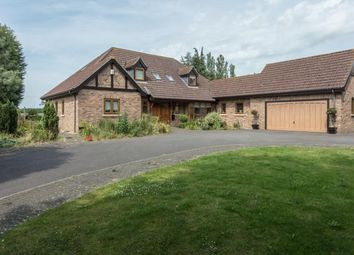 Thumbnail 3 bed detached house for sale in Northfield Road, Quarrington, Sleaford