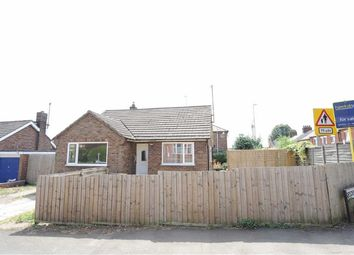 Thumbnail 2 bed detached bungalow to rent in Dryden Road, Wellingborough