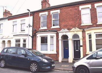 Thumbnail 3 bed terraced house to rent in Loyd Road, Northampton