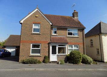 Thumbnail 4 bed detached house for sale in Nonesuch Close, Dorchester