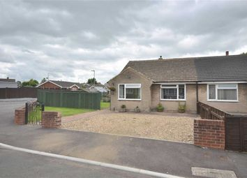 Thumbnail 2 bed bungalow for sale in Flaxley Road, Tuffley, Gloucester