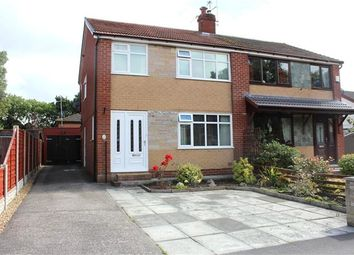 Thumbnail 3 bed property for sale in Newton Close, Leyland