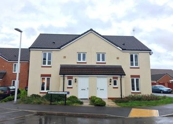 Thumbnail 3 bed semi-detached house to rent in Willowford Close, Long Lawford
