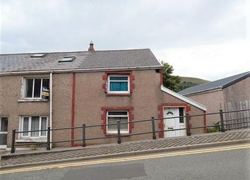 Thumbnail 2 bed end terrace house for sale in High Street, Blaina