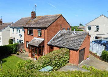 Thumbnail 3 bed semi-detached house for sale in Brant Road, Fulbeck, Grantham