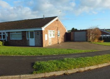Thumbnail 2 bed semi-detached bungalow for sale in Birchover Way, Wedgwood Farm Estate, Fegg Hayes, Stoke-On-Trent