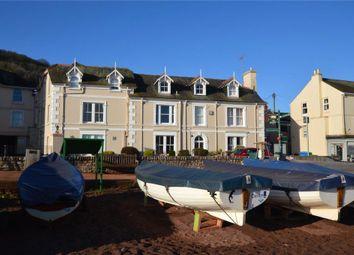 Thumbnail 1 bed flat for sale in Ellerslie House, 1 Marine Parade, Shaldon, Devon