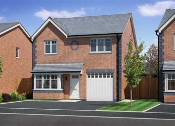 Thumbnail 4 bedroom detached house for sale in Plot 17, Heritage Green, Forden, Welshpool, Powys