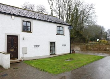 Thumbnail 2 bed semi-detached house for sale in Crosby-On-Eden, Carlisle
