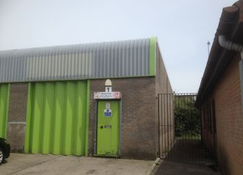 Thumbnail Industrial to let in Unit 1, Palmerston Trading Estate, Palmerston Road, Barry