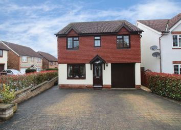 4 bed detached house for sale in Warner Close, Maidenbower, Crawley RH10