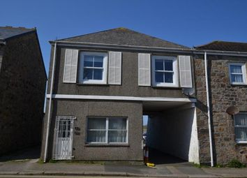 Thumbnail 1 bed flat for sale in Camborne, Cornwall