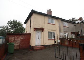Thumbnail 2 bedroom semi-detached house for sale in Tansley Hill Avenue, Dudley, West Midlands