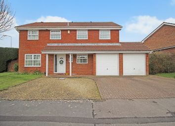 Thumbnail 4 bed detached house for sale in Saxons Acre, Warminster