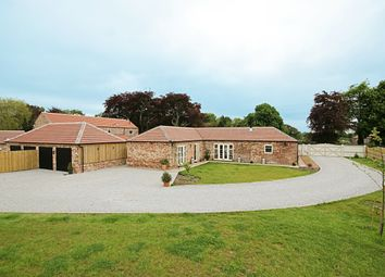 Thumbnail 5 bed barn conversion for sale in East Common Lane, Barlow, Selby