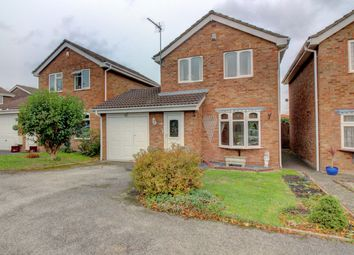 Thumbnail 3 bed detached house for sale in Cottage Farm Road, Two Gates, Tamworth