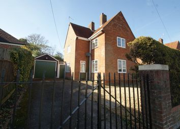 Thumbnail 3 bedroom detached house to rent in The Oval, Bulford Road, Tidworth