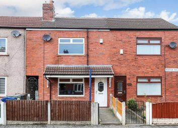 Thumbnail 2 bed terraced house for sale in Morton Avenue, Wigan