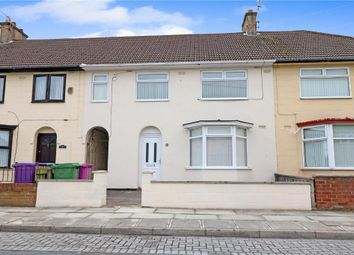 Thumbnail 3 bed terraced house for sale in Vanbrugh Road, Anfield, Liverpool