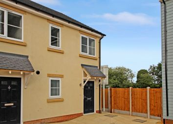 Thumbnail 2 bed semi-detached house for sale in Market Avenue, Wickford