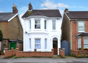 Thumbnail 3 bed detached house to rent in Oxenden Road, Tongham, Farnham