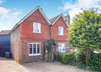 Thumbnail 3 bedroom semi-detached house for sale in Slaugham, Haywards Heath