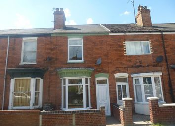 Thumbnail 2 bed terraced house to rent in Drake Street, Gainsborough