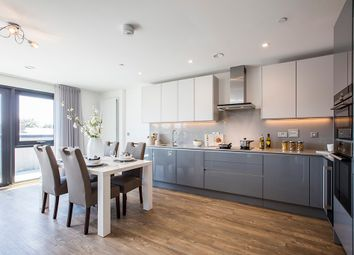 "Thumbnail 3 bed flat for sale in ""Vermont House"" at Totteridge Place, 1201 High Road, Totteridge & Whetstone"