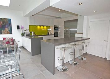 Thumbnail 4 bed semi-detached house for sale in Prescelly Place, Edgware, Middlesex