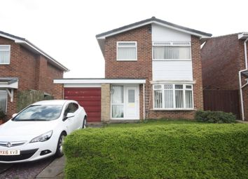 Thumbnail 3 bed detached house to rent in Tedworth Close, Guisborough