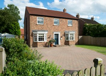 Thumbnail 4 bedroom detached house for sale in The Owens, Kirkland Street, Pocklington, York