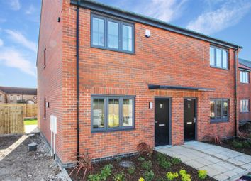 Thumbnail 3 bed semi-detached house for sale in Plot 5, Temple Close, Eastgate South, Driffield