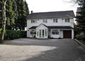 Thumbnail 5 bed detached house for sale in Rosemary Hill Road, Four Oaks, Sutton Coldfield