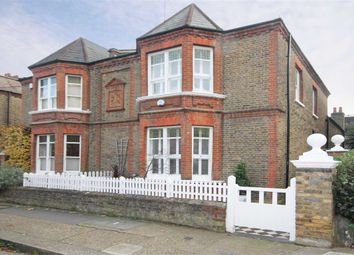 Thumbnail 3 bed detached house for sale in Shaftesbury Terrace, Ravenscourt Gardens, London