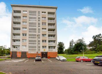 Thumbnail 1 bedroom flat for sale in 45 Kelhead Path, Glasgow
