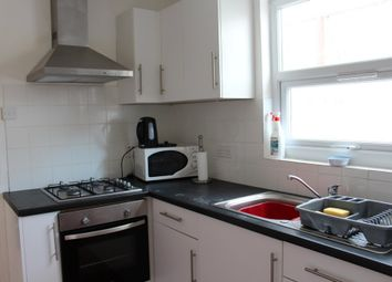 Thumbnail 4 bedroom terraced house to rent in Stansted Road, Southsea