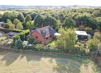 Thumbnail 4 bed detached house for sale in Leek Road, Cheadle, Staffordshire