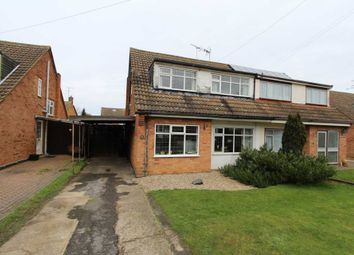 Thumbnail 4 bed semi-detached house for sale in Lodge Close, Benfleet