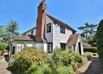 Thumbnail 4 bed detached house for sale in Swanley Village Road, Swanley