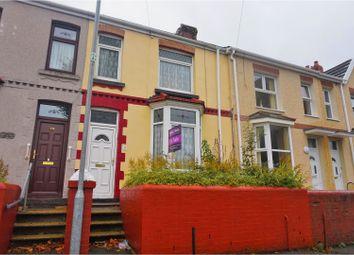 Thumbnail 3 bedroom terraced house for sale in Hillside, Cimla, Neath