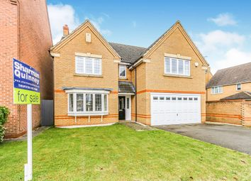 4 bed detached house for sale in Sissinghurst Drive, Thrapston, Kettering NN14