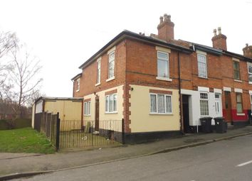 Thumbnail 3 bedroom end terrace house for sale in Stockbrook Street, Derby