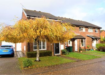 Thumbnail 2 bed semi-detached house for sale in Horseshoe Close, Crawley